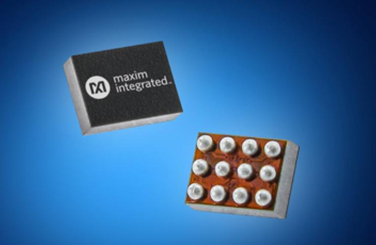 MAX17250 DC-DC Boost Converter with 0.1 μA True Shutdown Mode