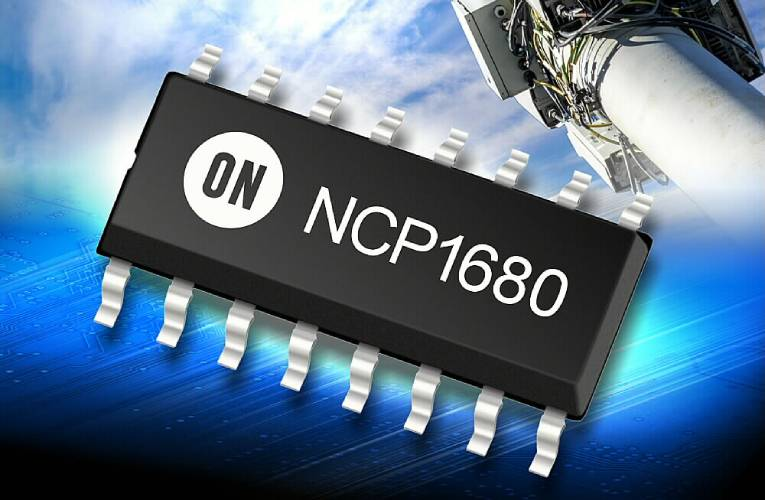 NCP1680 CrM Totem Pole PFC Controller