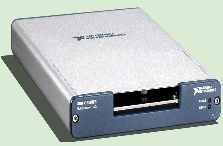 NI's USB X Series Multifunction DAQ
