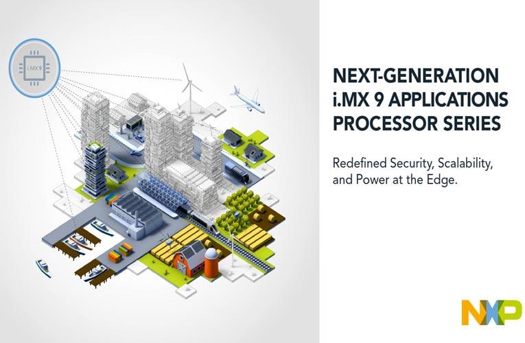 Next-Generation i.MX 9 Applications Processors