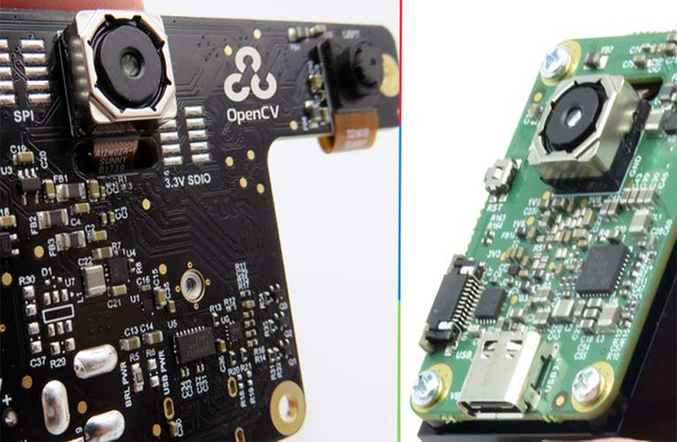 OpenCV AI Kit- Open-Hardware Myriad X-based Hardware Solution
