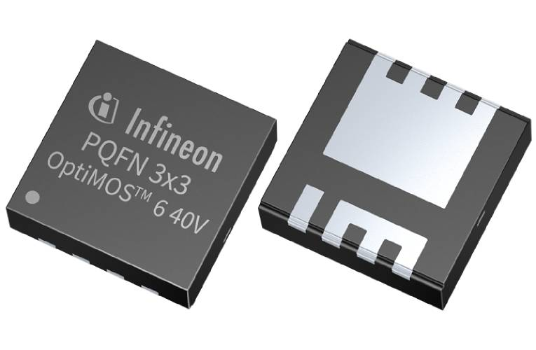 OptiMOS 6 - 40V MOSFET Family with superior switching performance