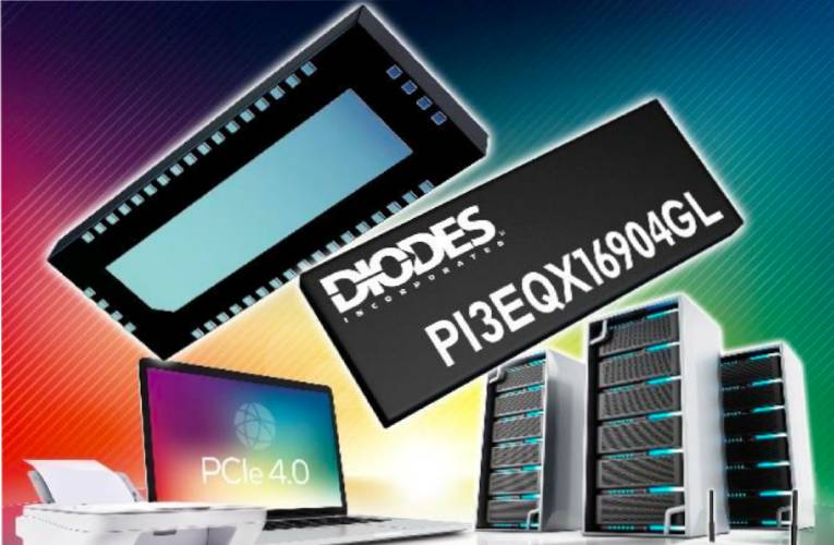 The New Four-Channel ReDriver Boosts Signal Quality of High-Speed PCIe 4.0 Interfaces