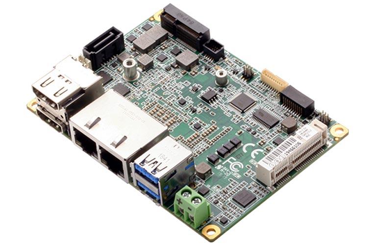 PICO-WHU4 Compact PICO-ITX Board