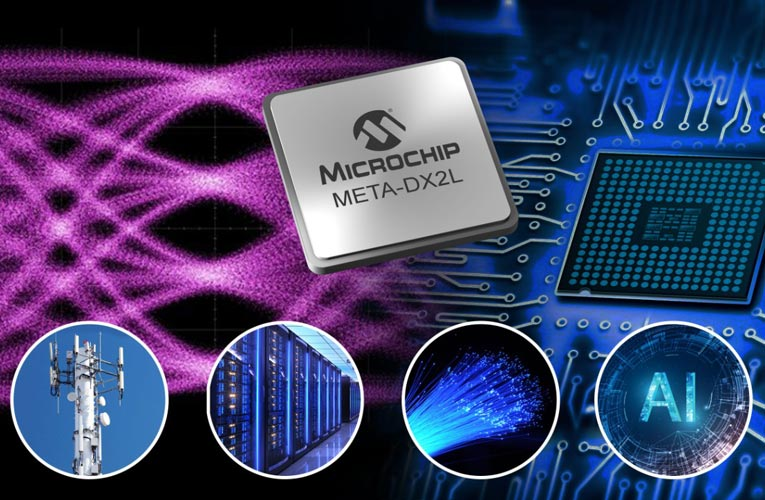 PM6200 META-DX2L Ethernet PHY