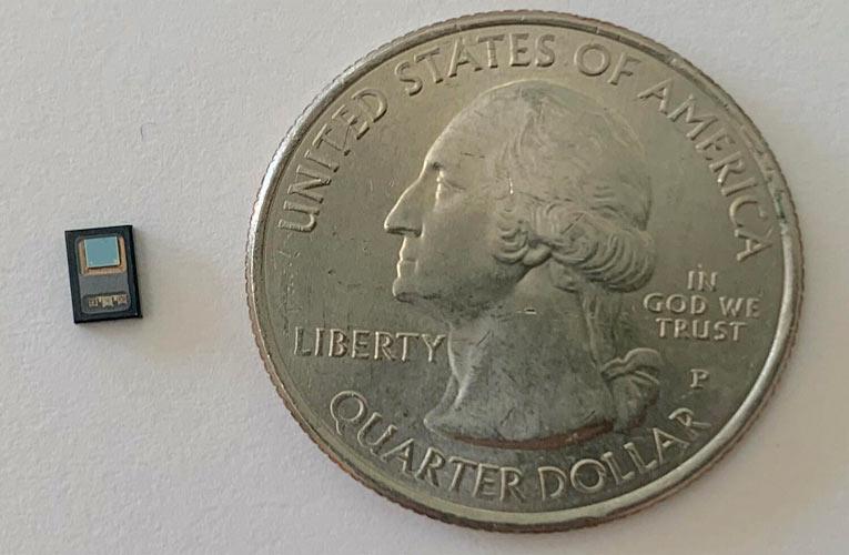 Ultra-Miniaturized PPG Sensor Module