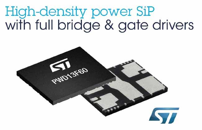 PWD13F60 STMicroelectronics