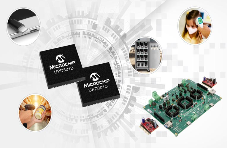 Open Source Power Delivery Software Framework from Microchip Technology