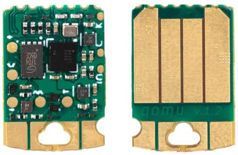 Qomu QuickLogic EOS S3 SoC