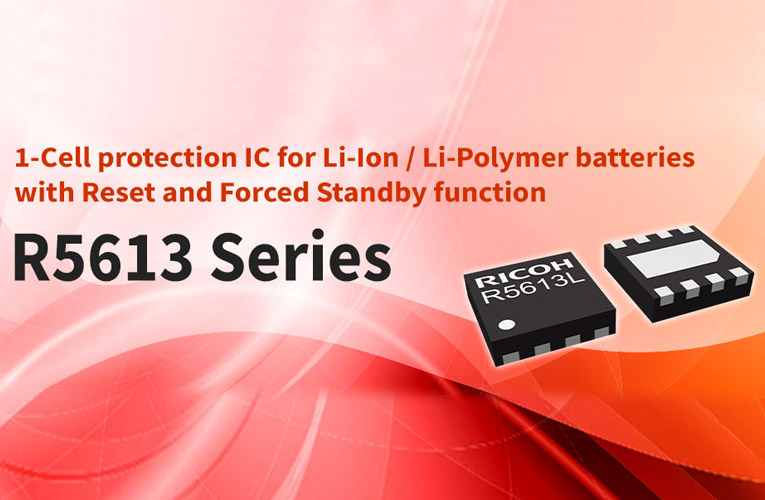 R5613 Series 1-Cell Protection IC