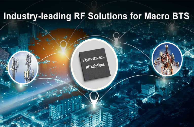 RF Solutions for Macro Base Transceiver Stations
