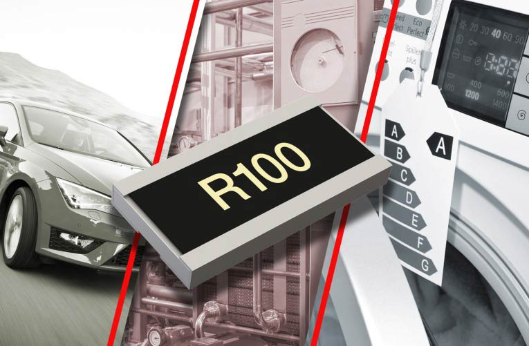 Low-Ohmic High Power Chip Resistor for Current Detection Applications