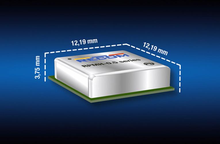 RPMH-0.5 DC-DC Switching Regulator
