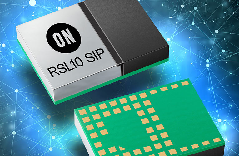 RSL10 SiP Bluetooth Module for Low Power Wireless Applications