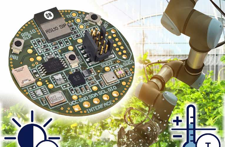 RSL10 Sensor Development Kit for Power-Optimized IoT Applications