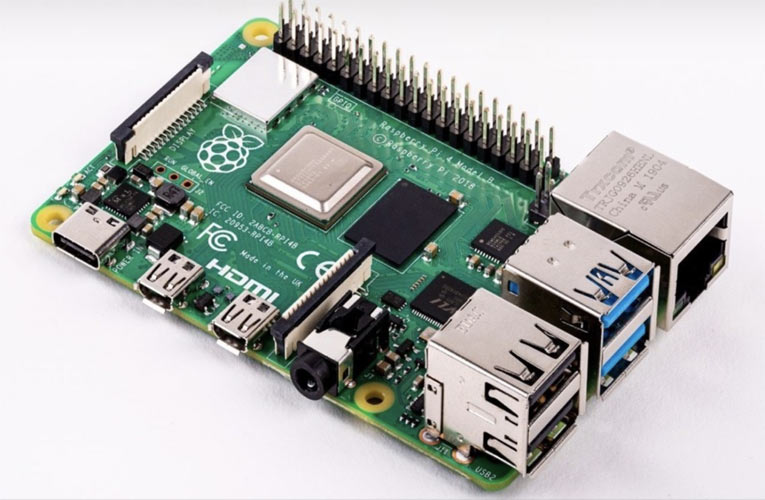 Raspberry Pi 4 – Your credit card sized computer now with 4 GB RAM
