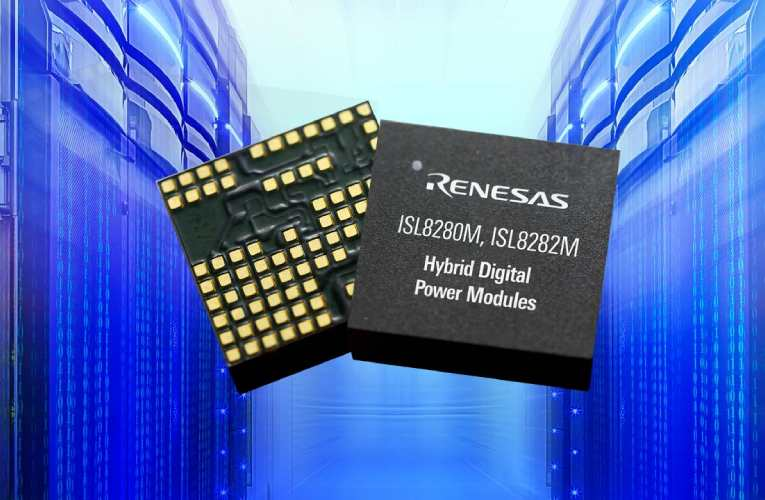 10A and 15A Fully Encapsulated PMBus-Enabled DC/DC Power Modules