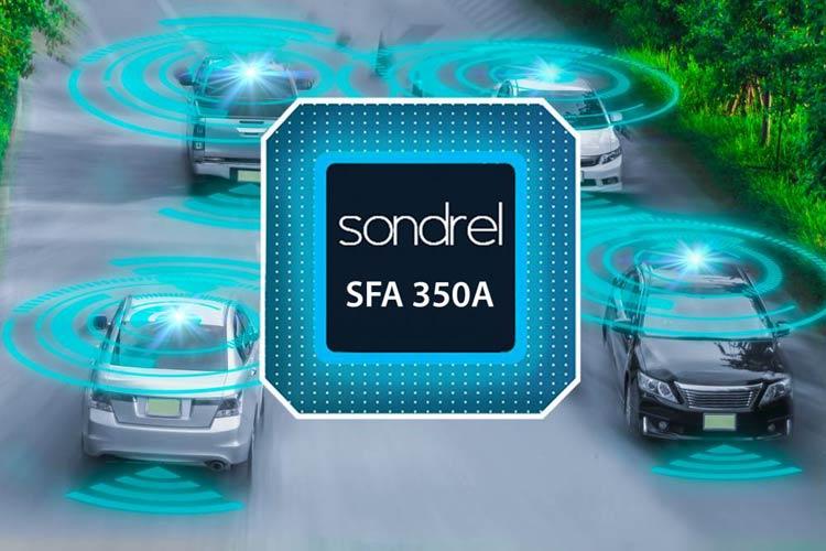 Sondrel's SFA 350A IP Platform