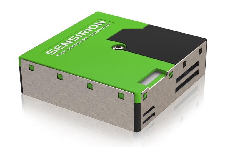 Long-Term Stable Particulate Matter (PM) Sensor SPS30