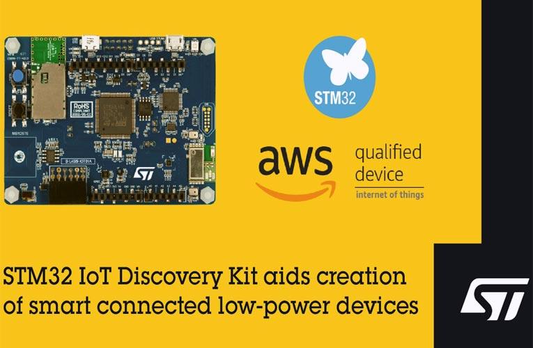 B-L4S5I-IOT01A STM32 Discovery kit