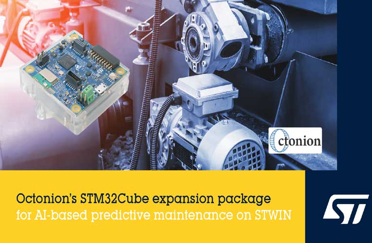 STM32Cube Expansion Package from STMicroelectronics