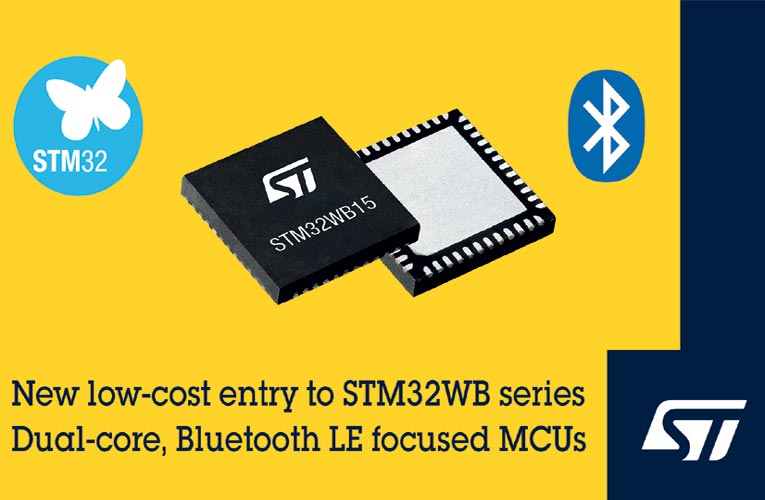 STM32WB Wireless BLE Microcontrollers