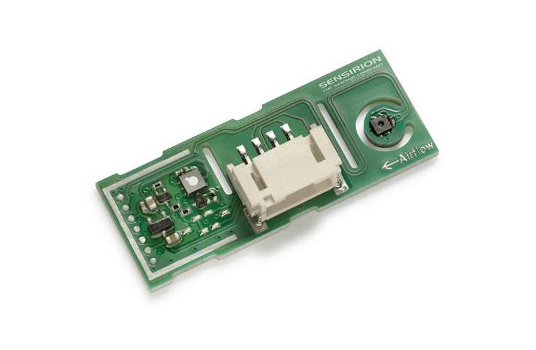 Multi-Gas, Humidity and Temperature Sensor Module for Air Purifiers and HVAC Applications