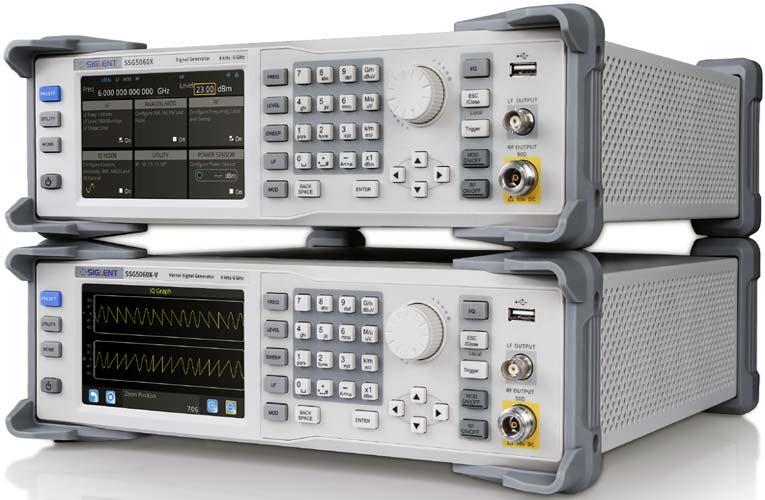 Siglent SSG5000X RF Signal Generator