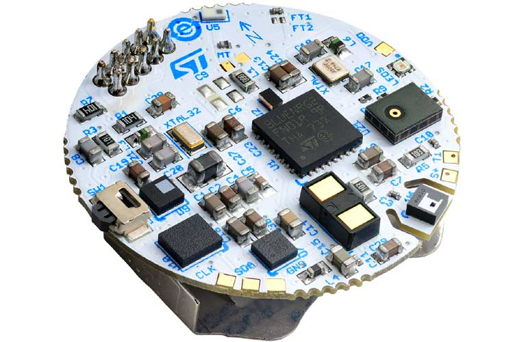STMicroelectronics' Social Distancing Reference Design