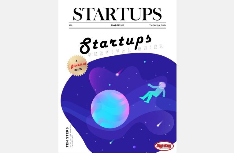 Startups Survival Guide Magazine