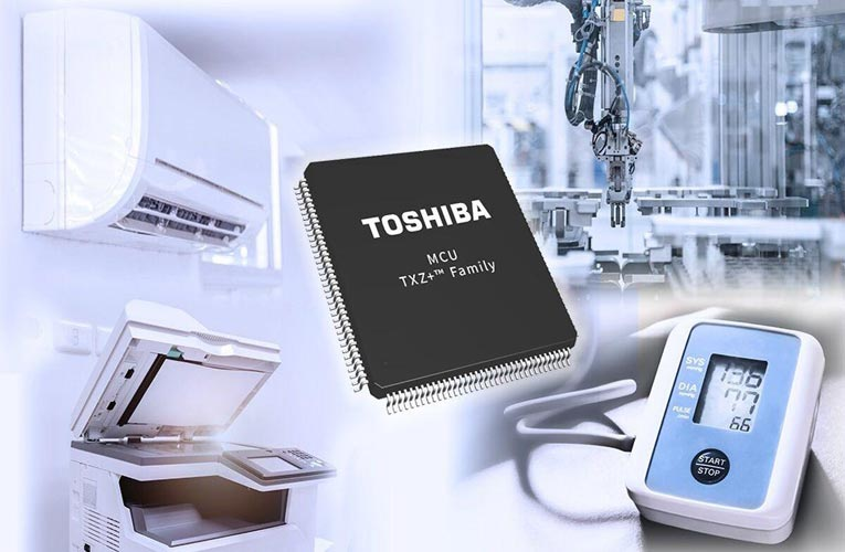 TXZ+ Family Advanced Class Microcontrollers