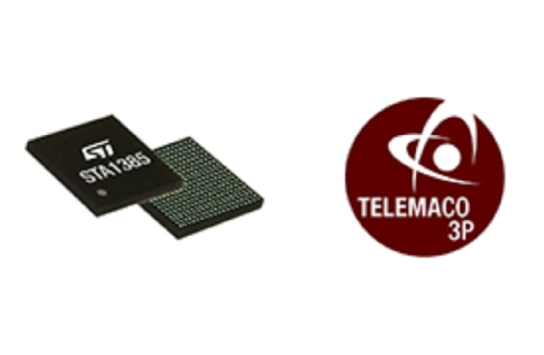 STMicroelectronics and Virscient Collaborate to Enable Faster Delivery of Connected-Car Systems with Telemaco3P Automotive Application Processors