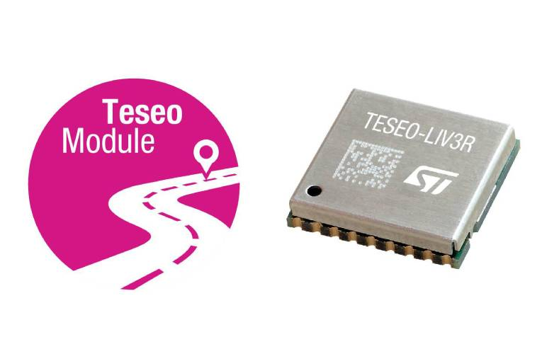 ROM-Based GNSS Module Targets Mass-Market Tracking and Navigation Applications
