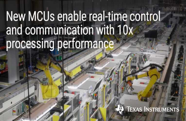 Texas Instruments Sitara AM2x MCUs
