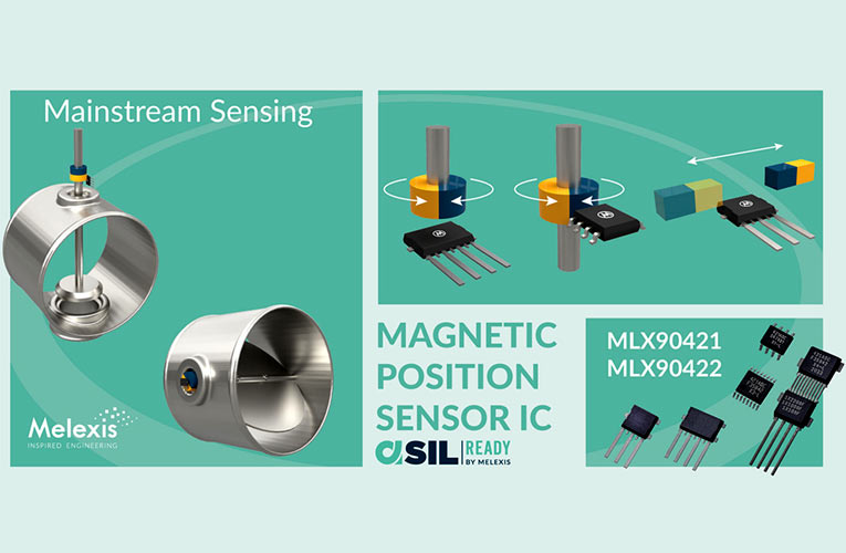 Triaxis Magnetic Position Sensors
