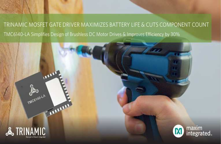 Trinamic 3-Phase MOSFET Gate Driver