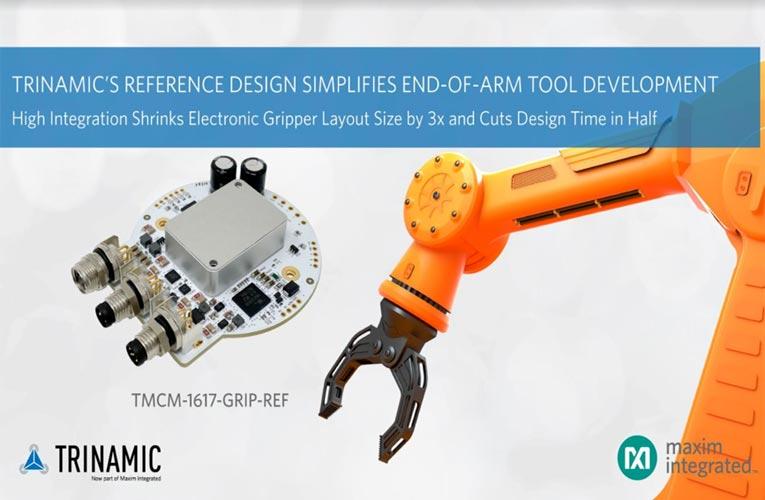 TMCM-1617-GRIP-REF Reference Design