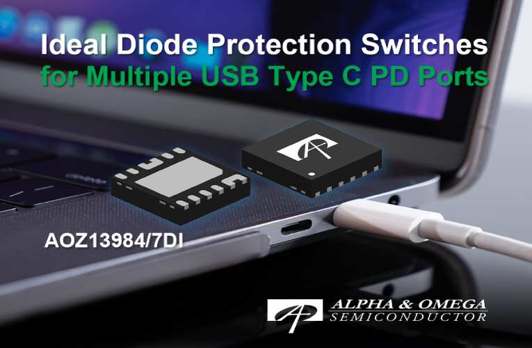 Type-C Power Delivery High Voltage Sink Protection Switch