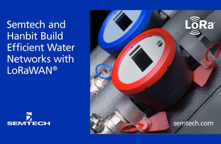 Ultrasonic Water Metering with LoRaWAN Connectvity