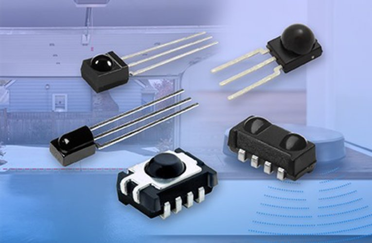 TSSP9xxx Long Range IR Proximity sensor modules with fast reaction time of 300 μs