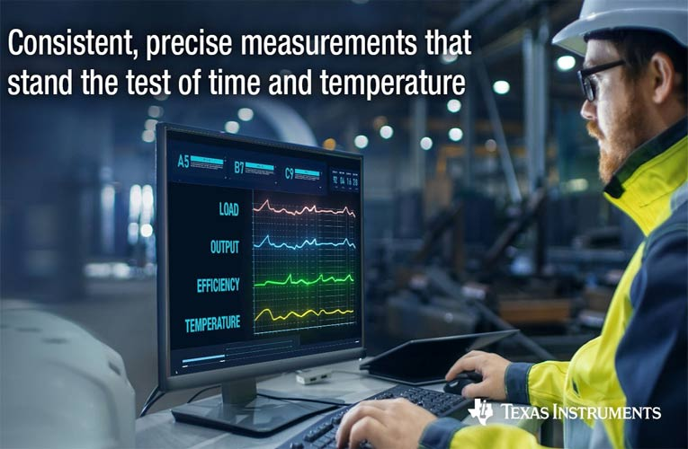 TMCS1100 and TMCS1101 Zero Drift Hall-Effect Current Sensors