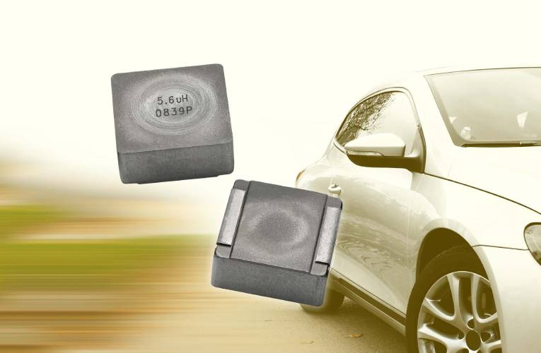 Automotive Grade IHLP Inductor features Operating Temperature to +180 degree C with low profile of 7mm