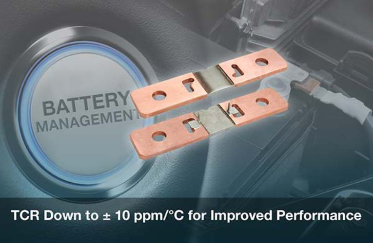 Low Resistance Shunt Resistors With NiCr Resistive Element and Unique Termination Design
