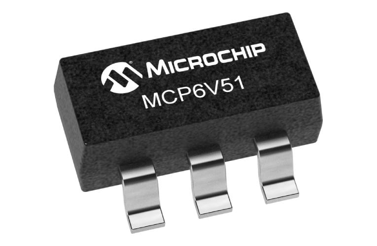 MCP6V51 zero-drift operational amplifier