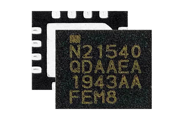 nRF21540 RF plug and play Range Extender SoC with Superior Link Budget