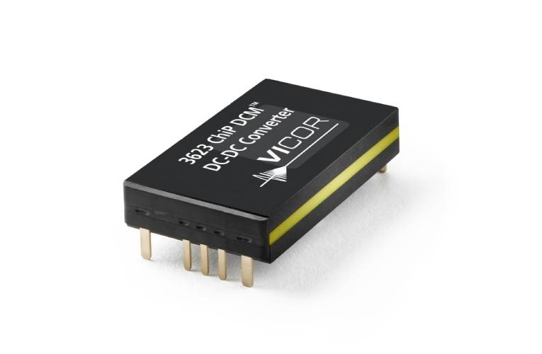 Vicor introduces four new DC-DC converter ChiP modules