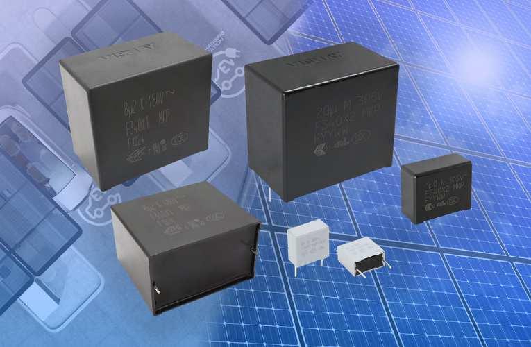 New series of suppression film capacitors
