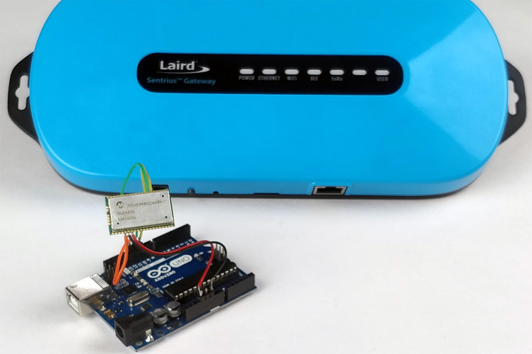 Setting up a LoRaWAN Gateway in India to communicate with The Things Network – Laird RG186 Gateway Review