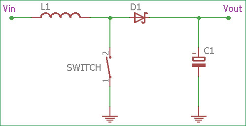 Switching Boost Regulator: Design Basics and Efficiency