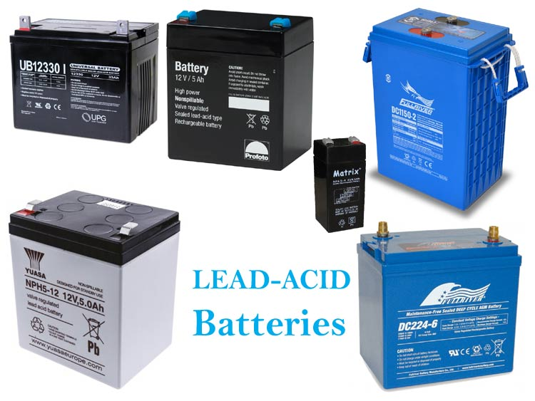 Lead Acid Battery >> Lead Acid Battery Working Construction And Charging